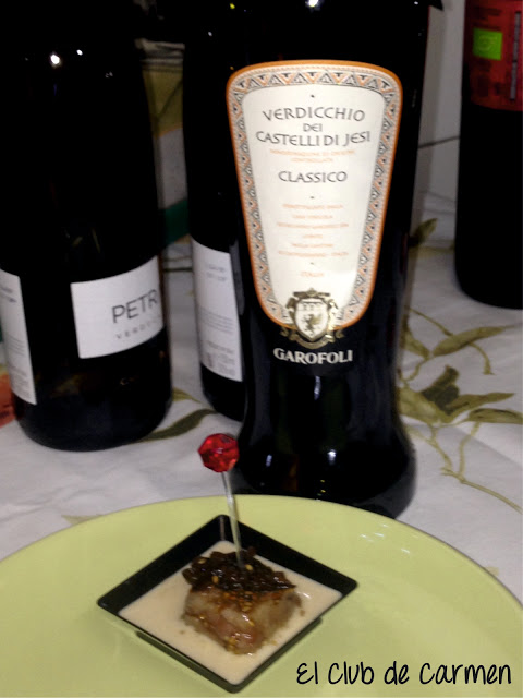 Tonno Gorgonzolla