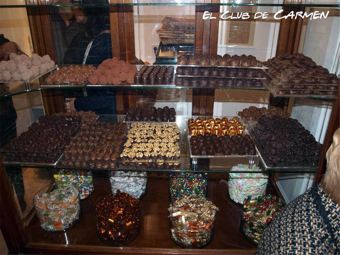 Xocolates Fargas